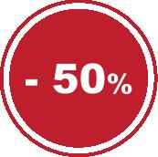 Hỗ trợ 50% Phí dịch vụ sau khi hết bảo hành