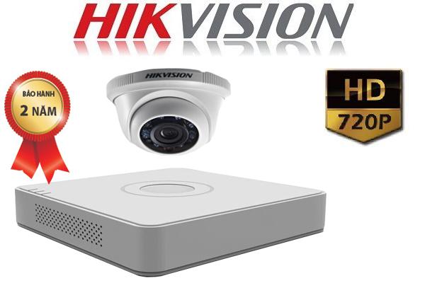 LẮP ĐẶT CAMERA HIKVISION 1 MẮT FULL HD
